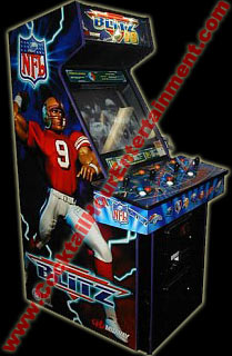 nfl blitz arcade game rental