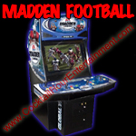 florida arcade game rental madden football button