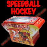 florida arcade game rental speedball hockey button